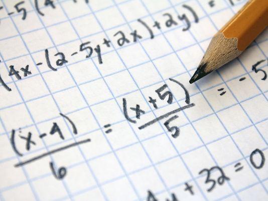math tests