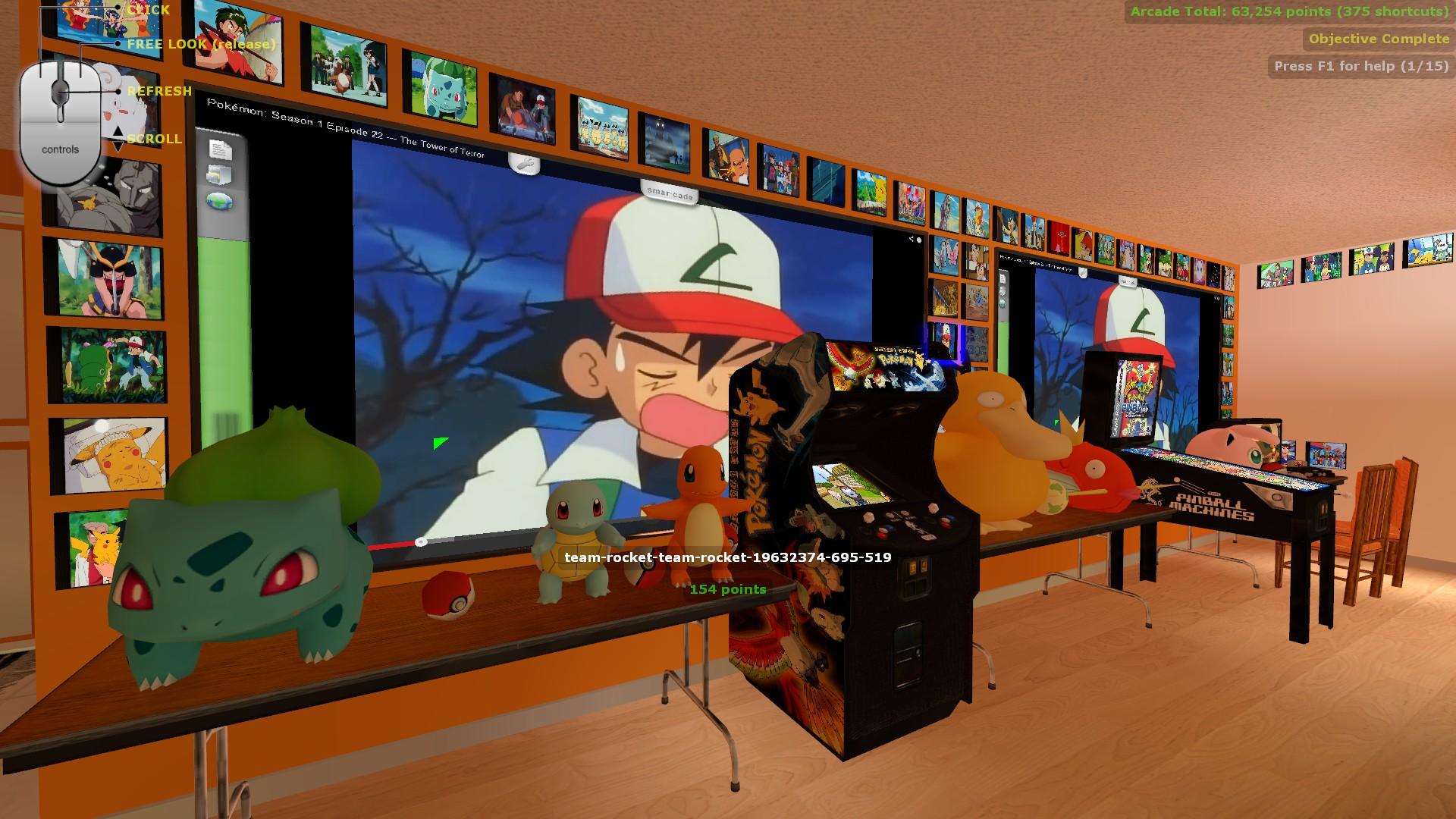 Anarchy arcade: A source game