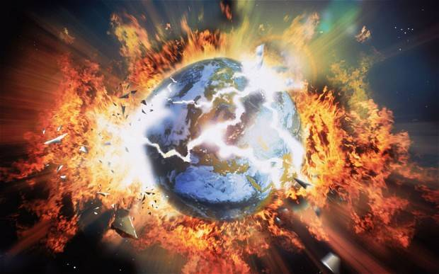 The end of the world and how it can happen!