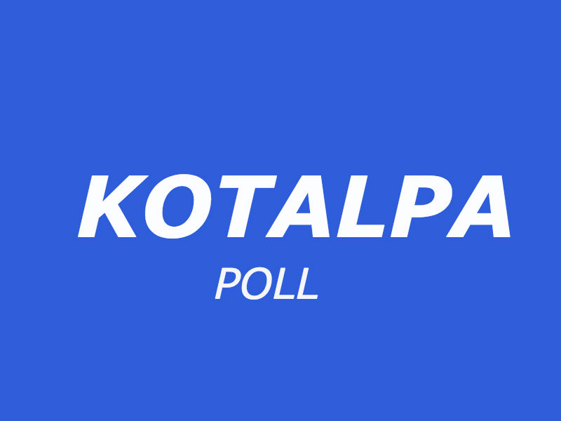What should be added to kotalpa?