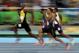 A short History of the 100m dash WR!