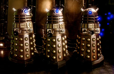 Doctor Who: The Daleks