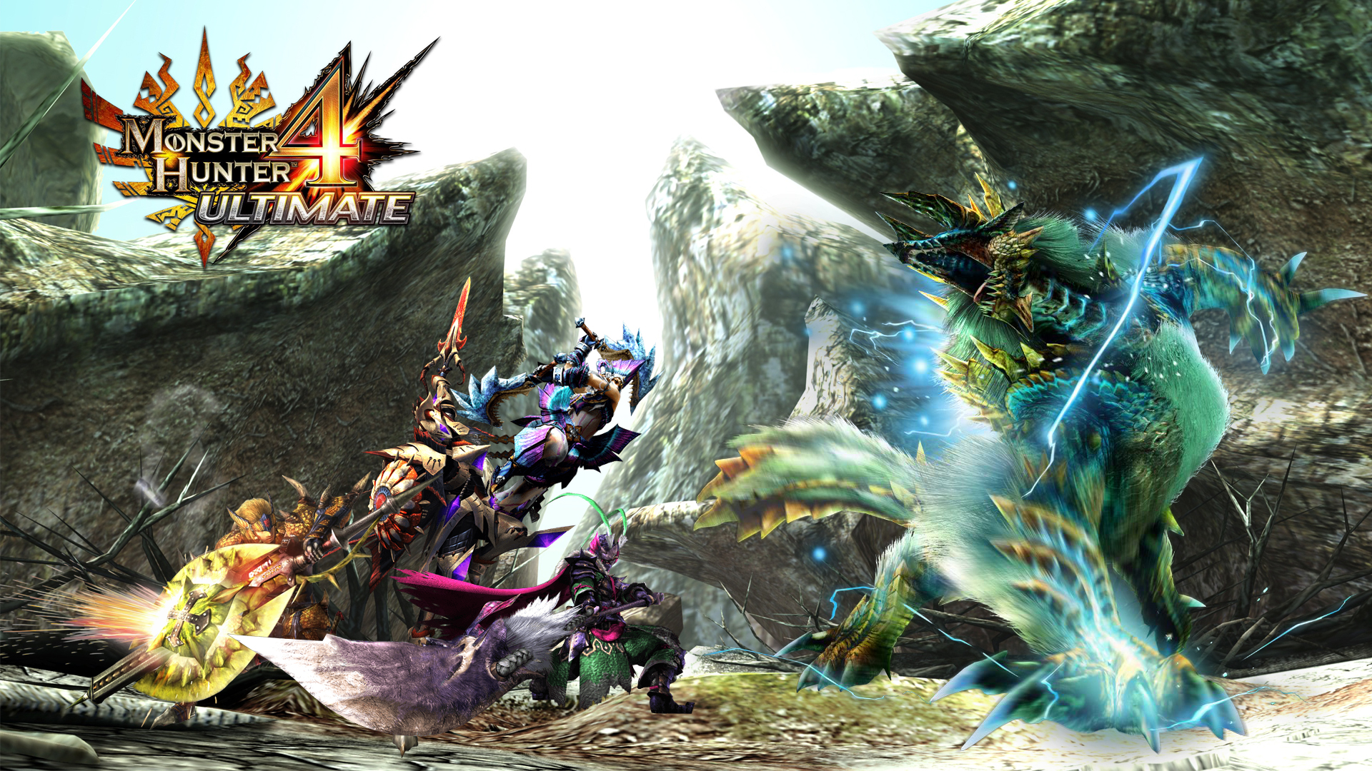 Monster hunter 4 Ultimate: the ultimate game
