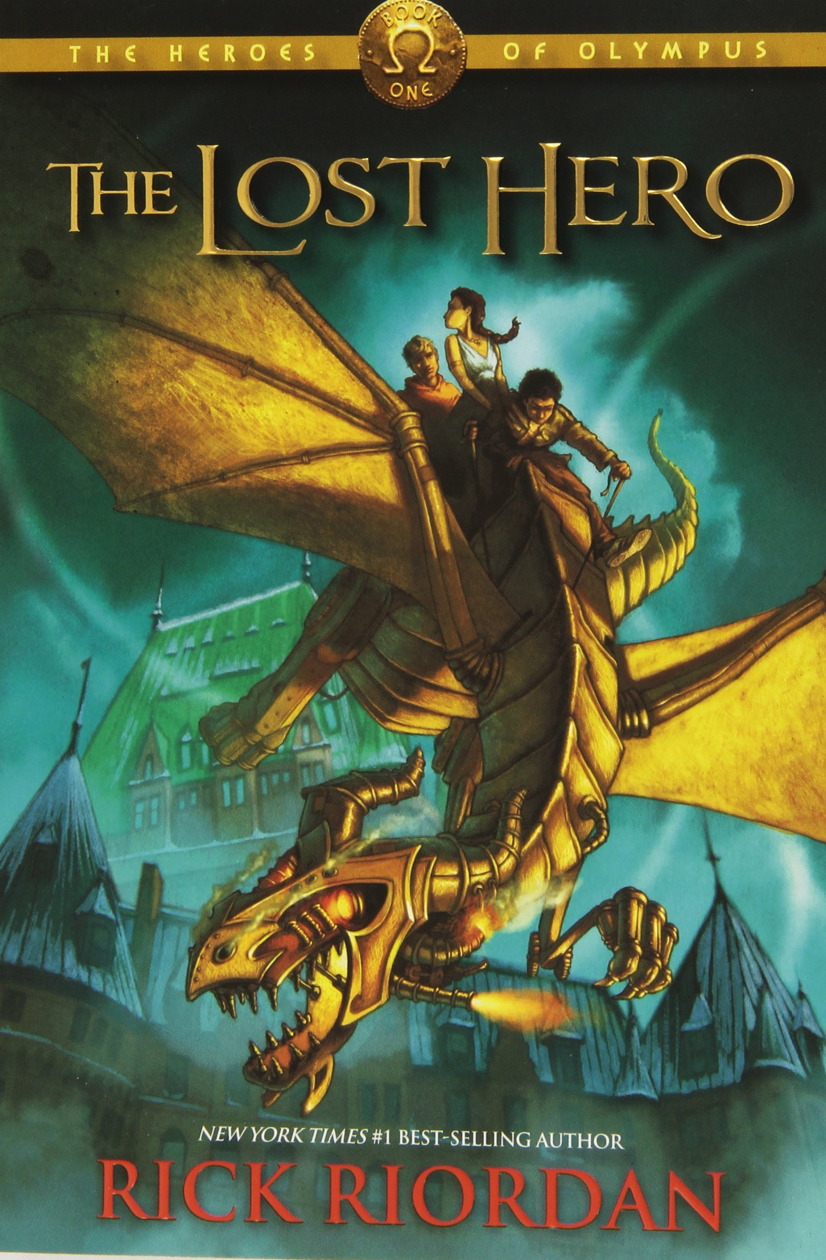 Book previews: the lost hero