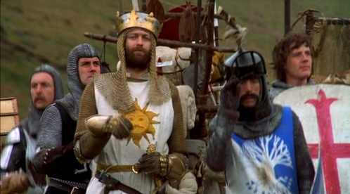 Monty Python and the Holy Grail: A source of Neverending Laughter