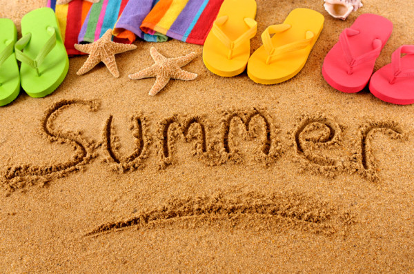 Summer is Nearly Over!