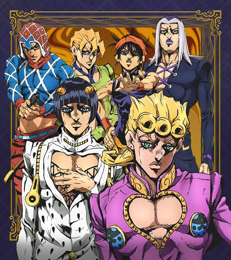 Vento Aureo is confirmed